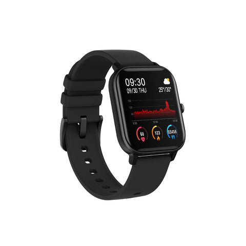 Metalika Smart Watch With Health and Activity Tracker