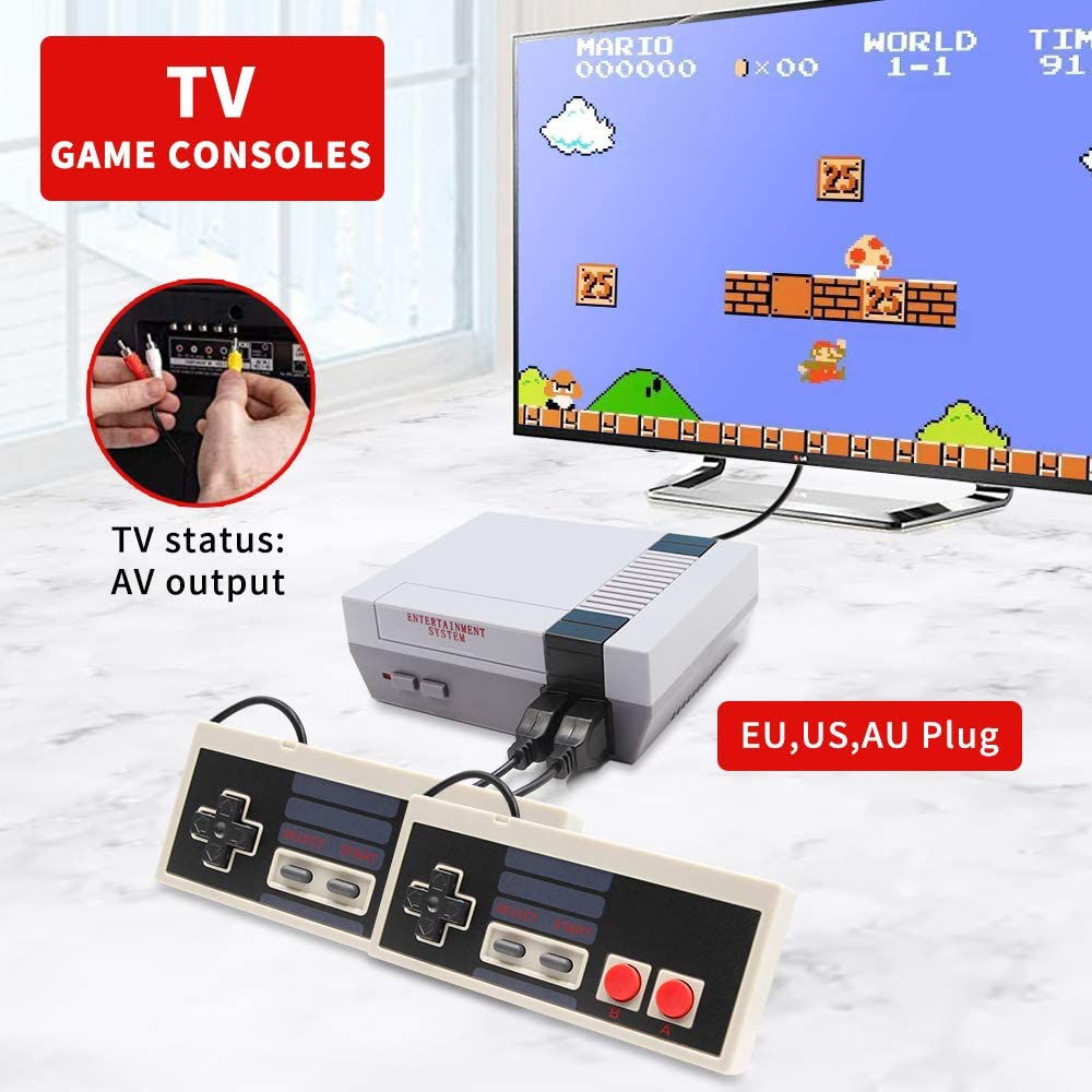 shopify-Retro Inspired Game Console 620 Games Loaded-2