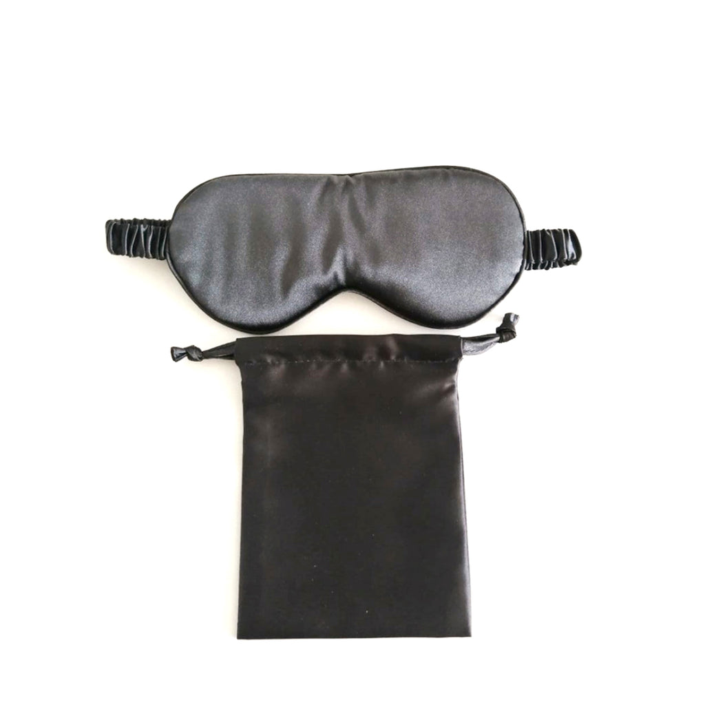 Soft Eyes Sleep Mask In A Pouch Set