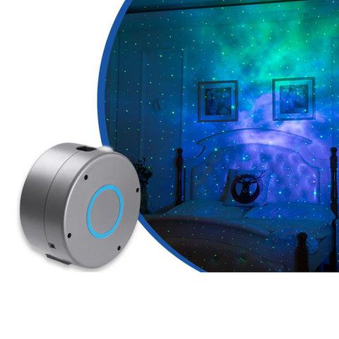 Star Galaxy Night Light Projector