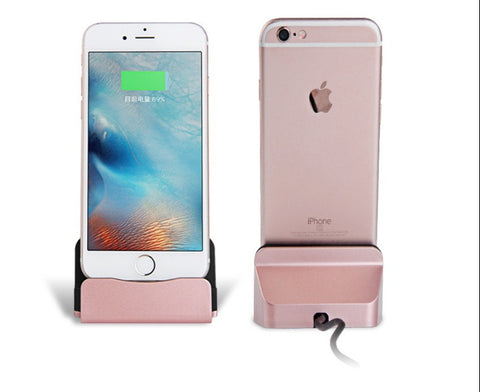 iPhone Rejuvenating Charge and Sync Stand For Your Apple iPhone 5/5s/6/6s/6Plus