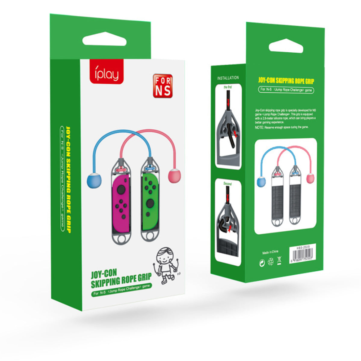 shopify-Jump With Joy Switch Game Skipping Rope Accessory-5