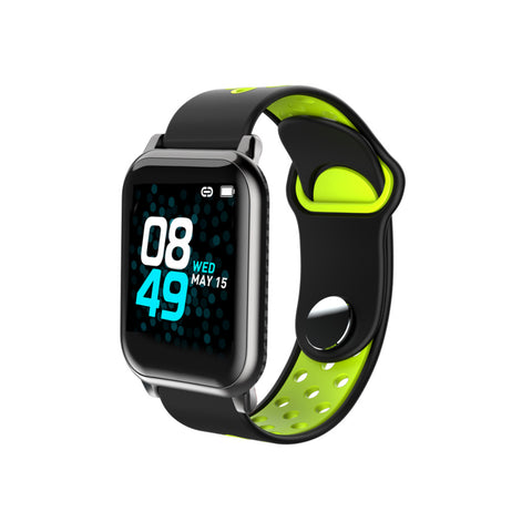 Jog And Log A Smart Watch With Wellness And Activity Tracker