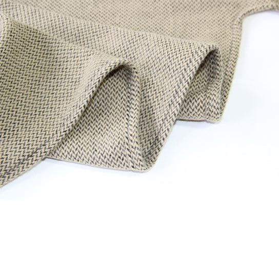 Koziko Pocketed Wrap In Two Tones