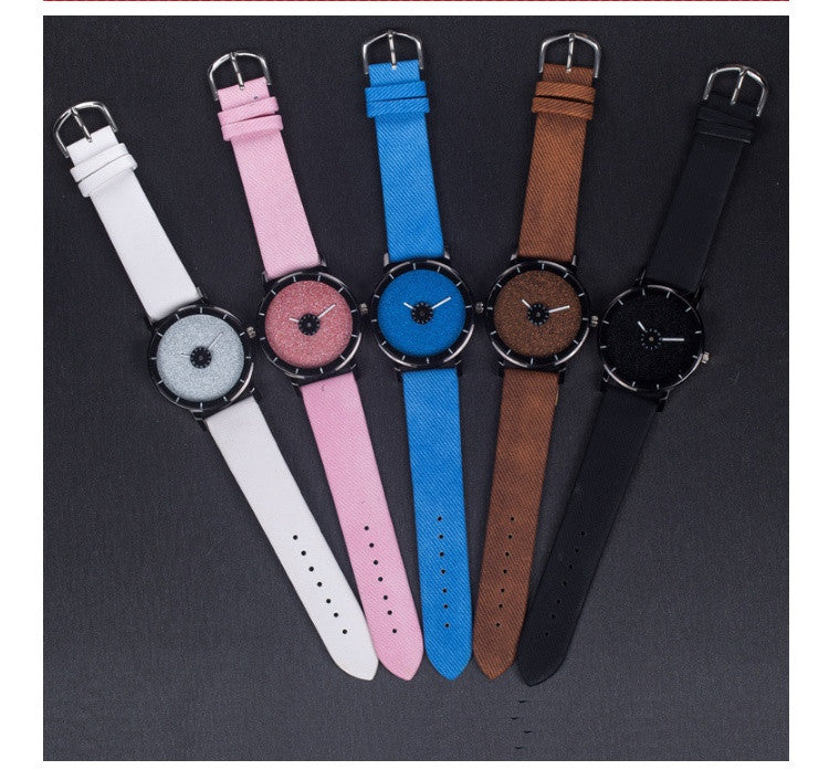 SPARKLE MORE Wrist Watches In 5 Shades
