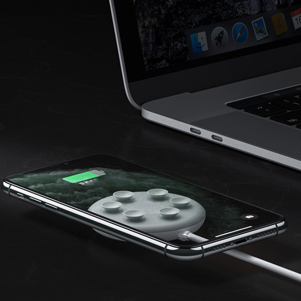 Superfast Ultra Thin And Round Wireless Charger