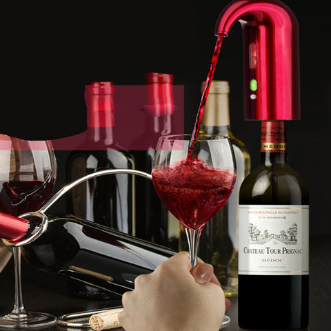 Wine On Tap Wine Oxygenator For Smoother Taste