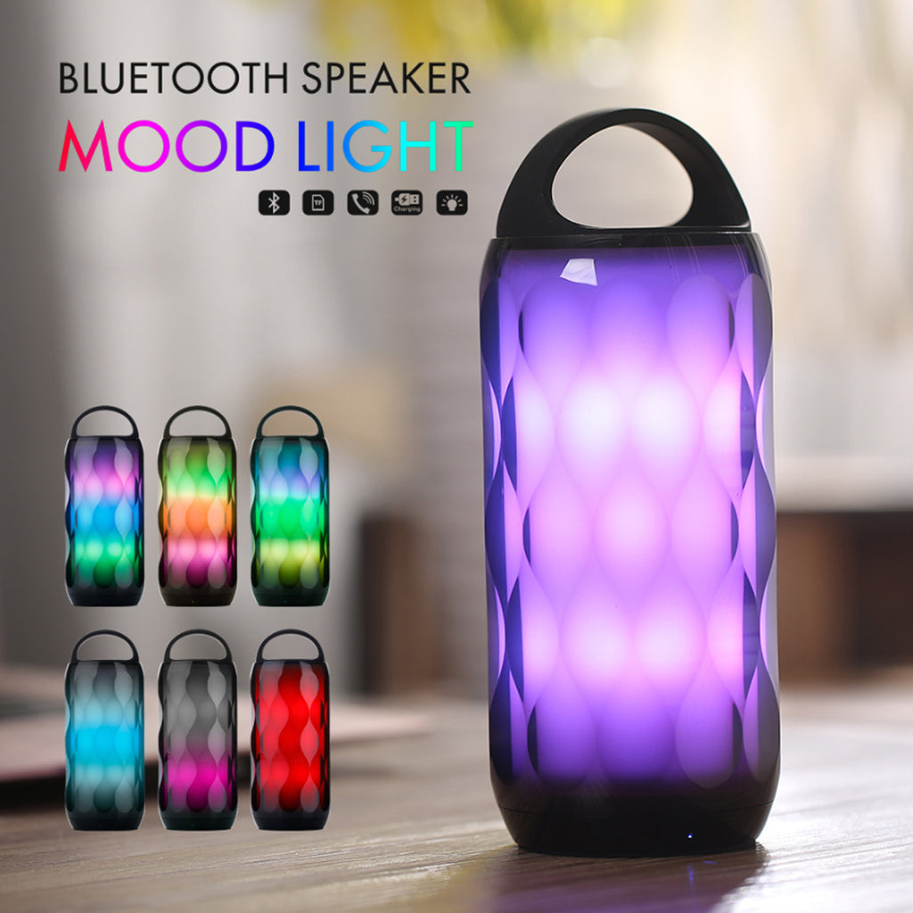 Mood Lighting LED Smooth Sensation BT Speaker