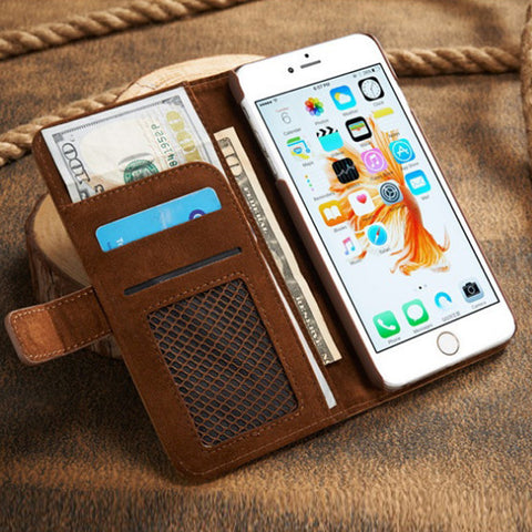 iPhone 7 Wallet Case Matteo