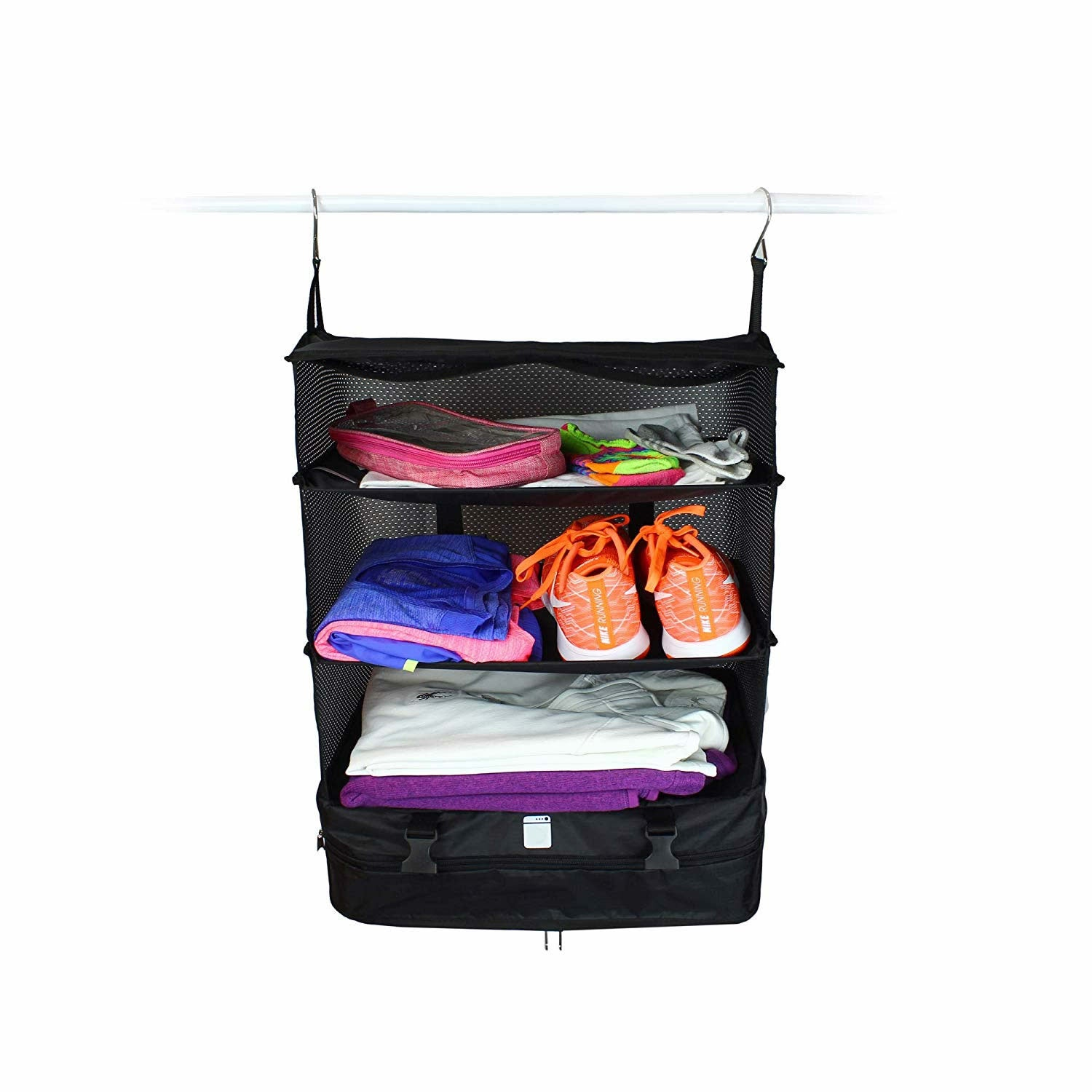 shopify-Carry On Closet Baggage Organizer-8