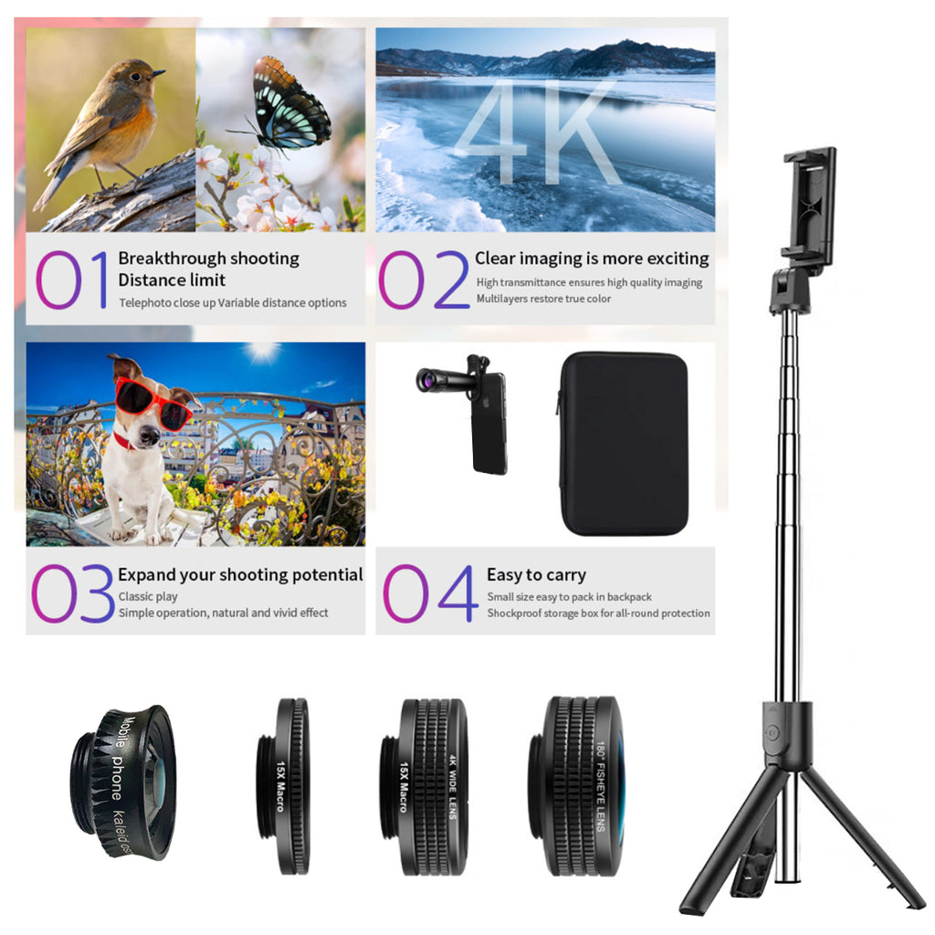 12 in 1  4K Photography Bundle