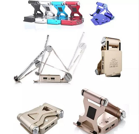 8 Pc Ultimate Essential Bundle Pack For Podium Style iPad Stand and Charger - VistaShops - 3