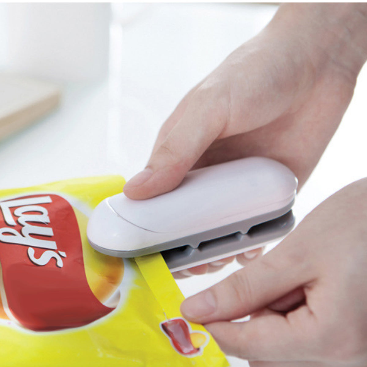 shopify-Snack Bag Open And Seal Mini Machine 2 In 1-1