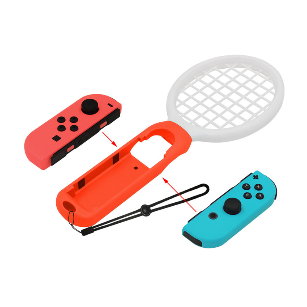 Real Rackets Switch Game Accessory Twin Set