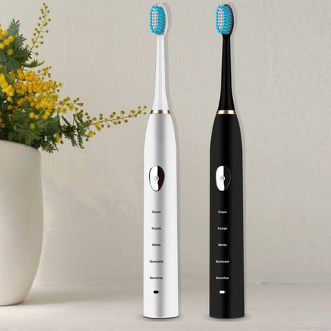MySonic All Clear Powered Tooth Brush Set
