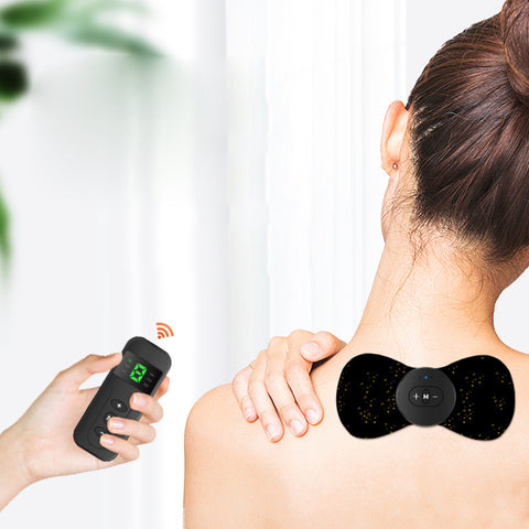 Neck Flex Mini Massager With Remote