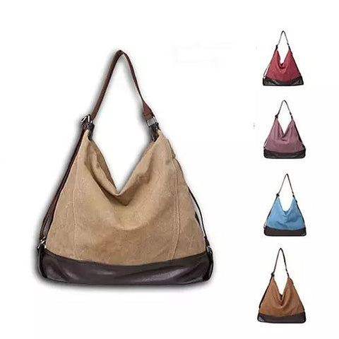 ALBA A Line Shoulder Bag by Journey Collection - VistaShops - 1