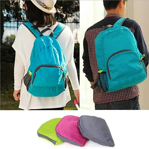 Ahana Bag In A Bag Backpack - VistaShops - 1