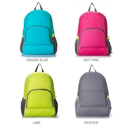 Ahana Bag In A Bag Backpack - VistaShops - 2