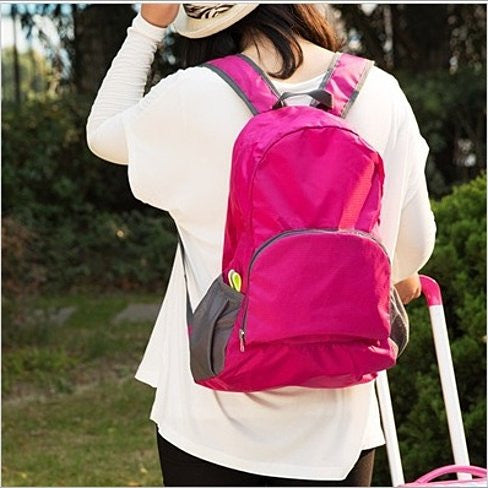 Ahana Bag In A Bag Backpack - VistaShops - 4