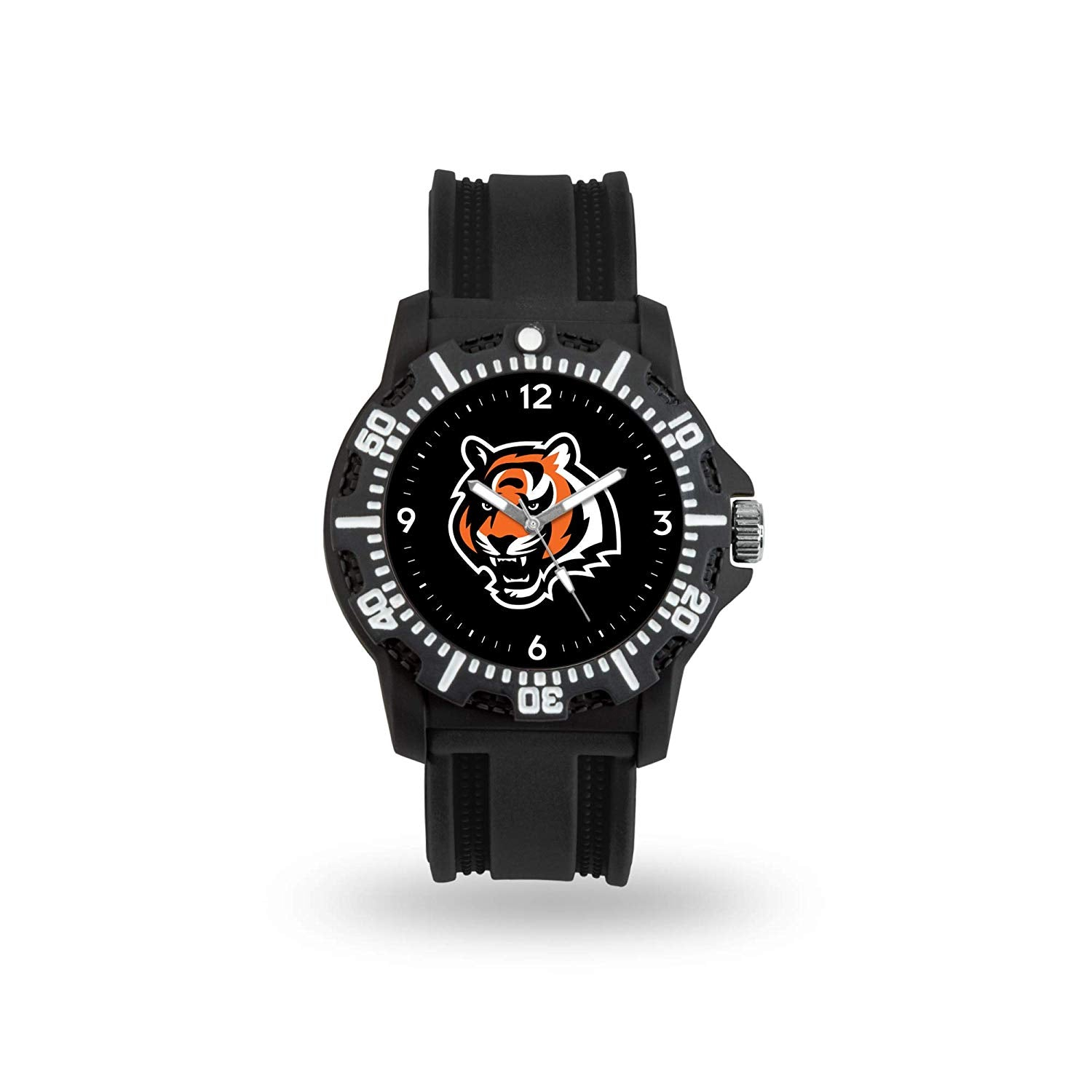 shopify-Game Time NFL Team Logo His Or Her Watches-3