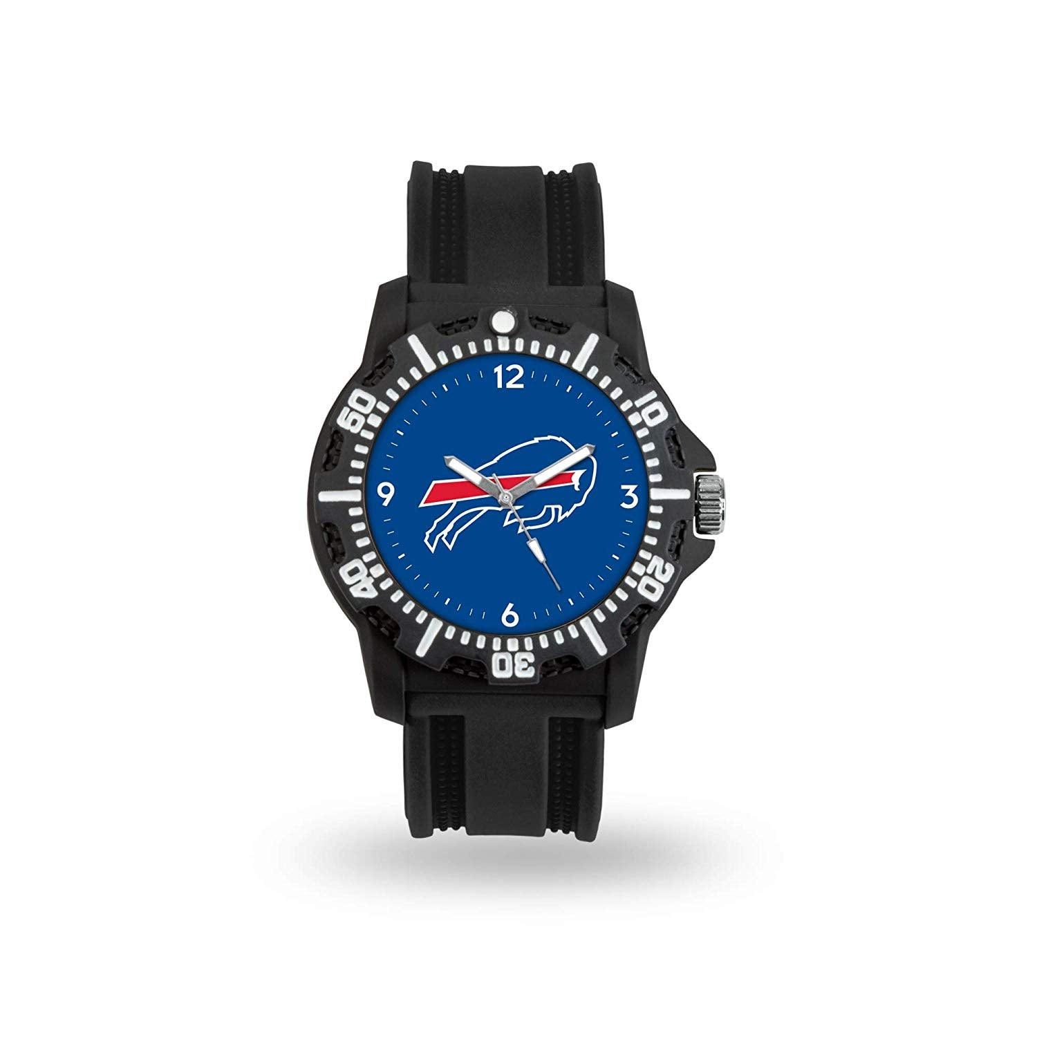 shopify-Game Time NFL Team Logo His Or Her Watches-4