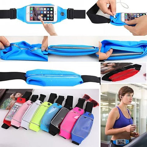 BOOST BELT Exercise Essential Pouch and Smartphone Case - VistaShops - 2
