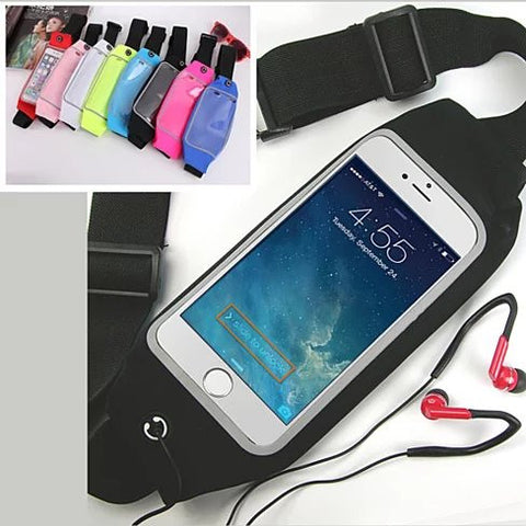 BOOST BELT Exercise Essential Pouch and Smartphone Case - VistaShops - 3