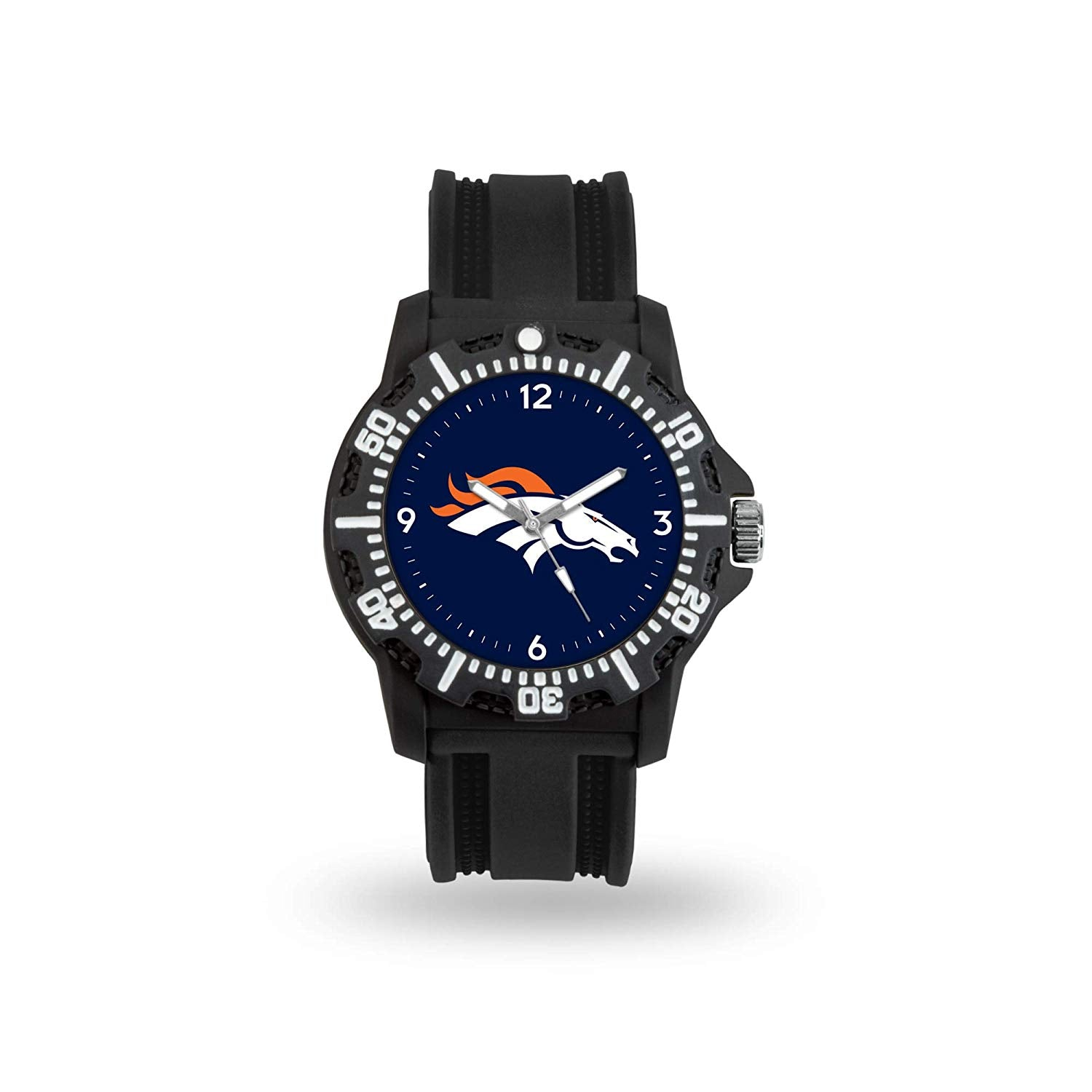 shopify-Game Time NFL Team Logo His Or Her Watches-5