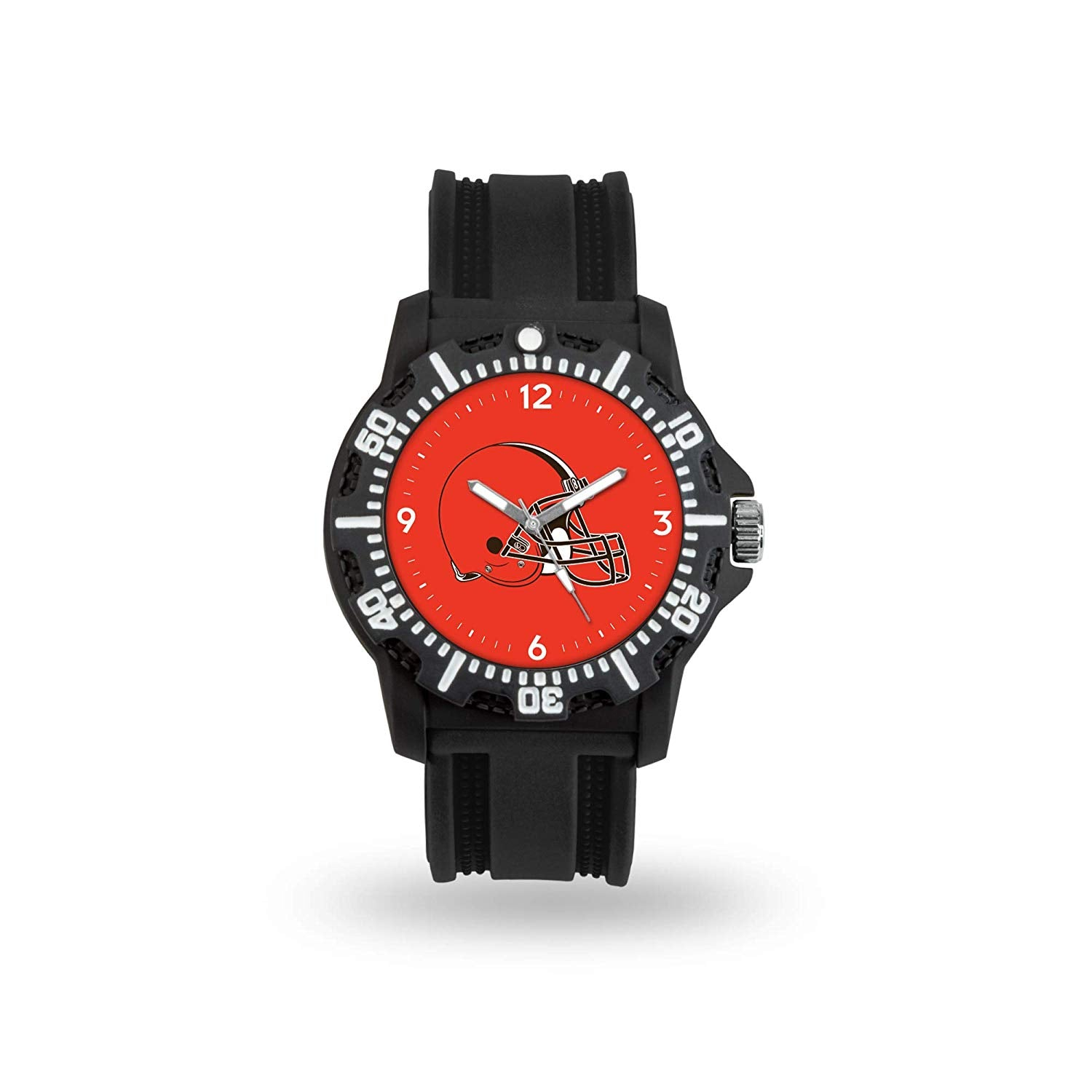 shopify-Game Time NFL Team Logo His Or Her Watches-6