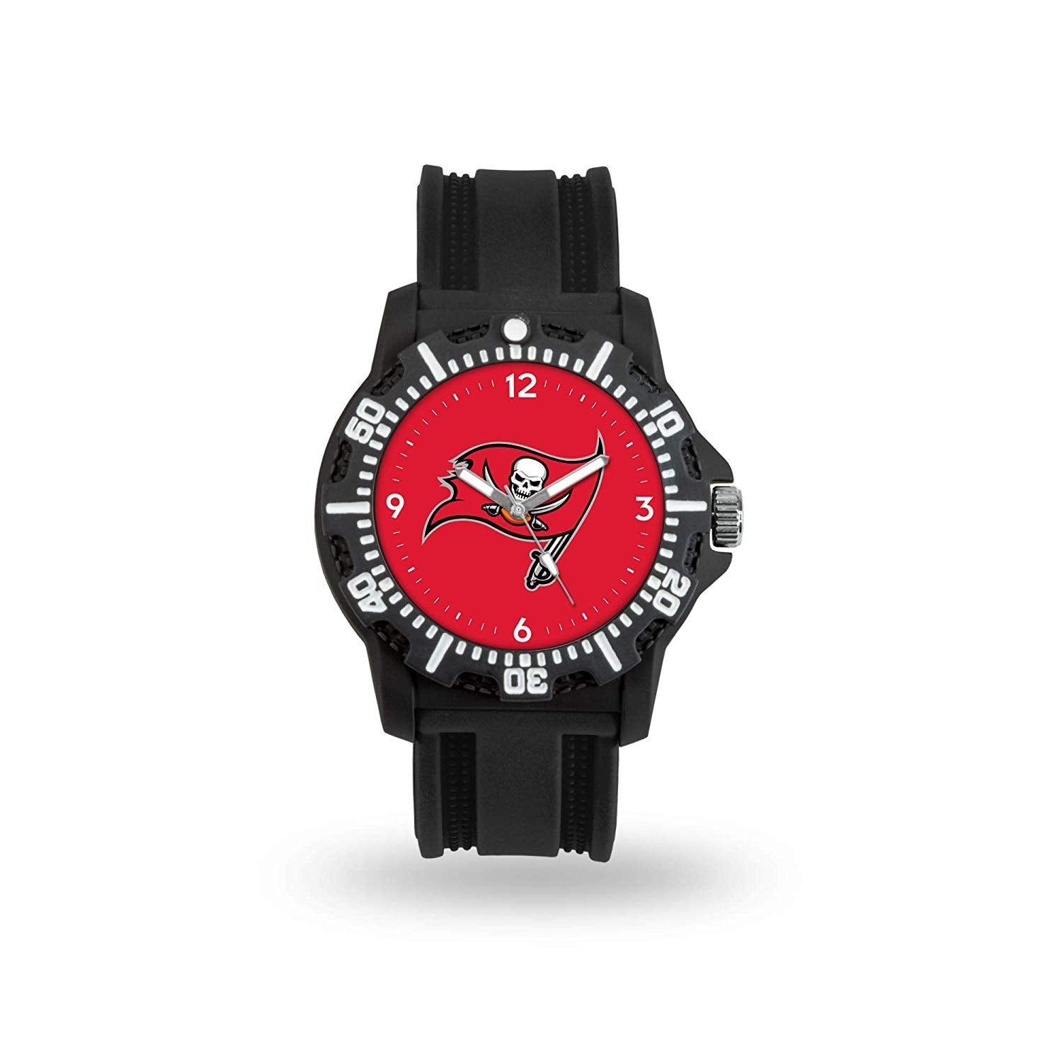 shopify-Game Time NFL Team Logo His Or Her Watches-7