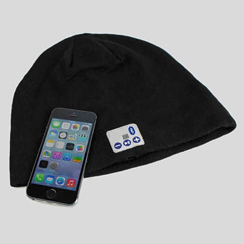 Musical Beanie Bluetooth Hat