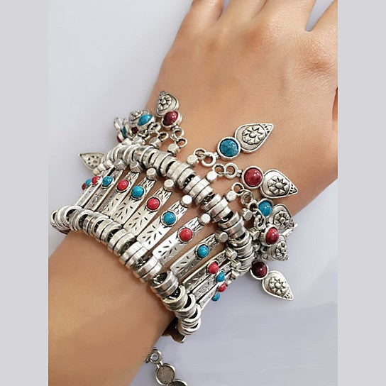 Estefania Bracelet And Anklet 2 In 1