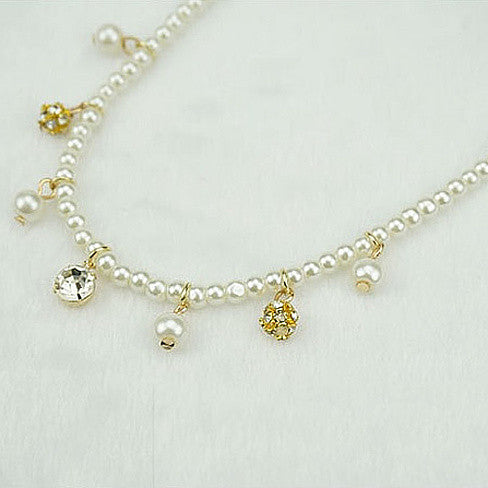 CHARMING PEARLS Privilege Necklace - VistaShops - 2
