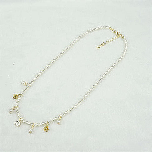 CHARMING PEARLS Privilege Necklace - VistaShops - 3