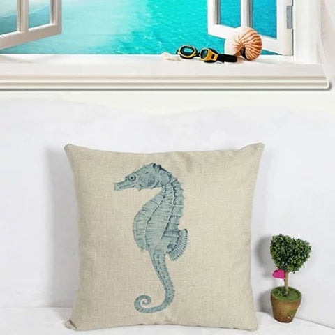 COASTAL CHARM Cushion Covers - VistaShops - 2