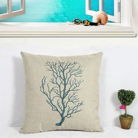 COASTAL CHARM Cushion Covers - VistaShops - 4