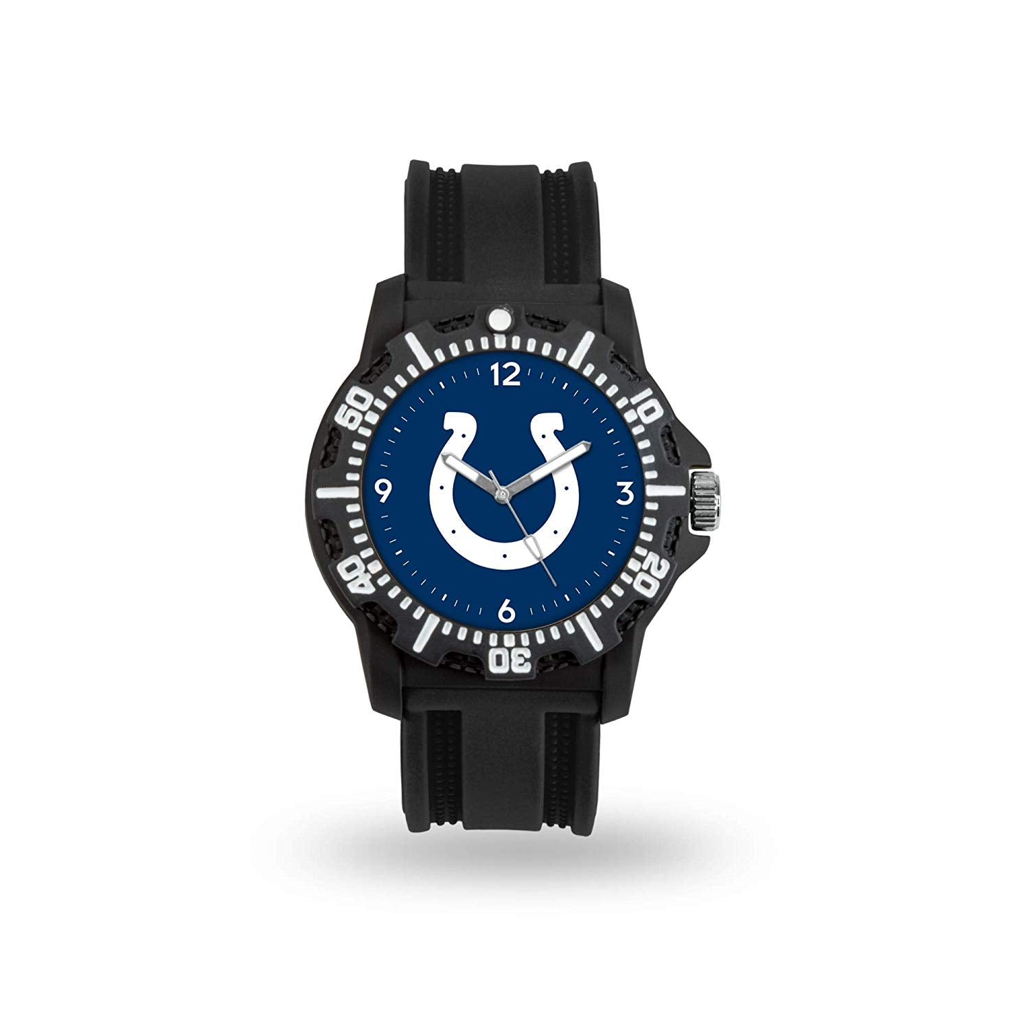 shopify-Game Time NFL Team Logo His Or Her Watches-10