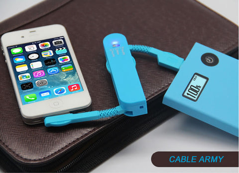 Cable Army ready to charge your Gadgets any time - VistaShops - 6