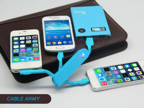 Cable Army ready to charge your Gadgets any time - VistaShops - 7
