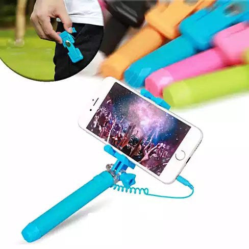 Candy Bar Selfie Stick World's Smallest And Guaranteed To Fit In Your Pocket - VistaShops - 2