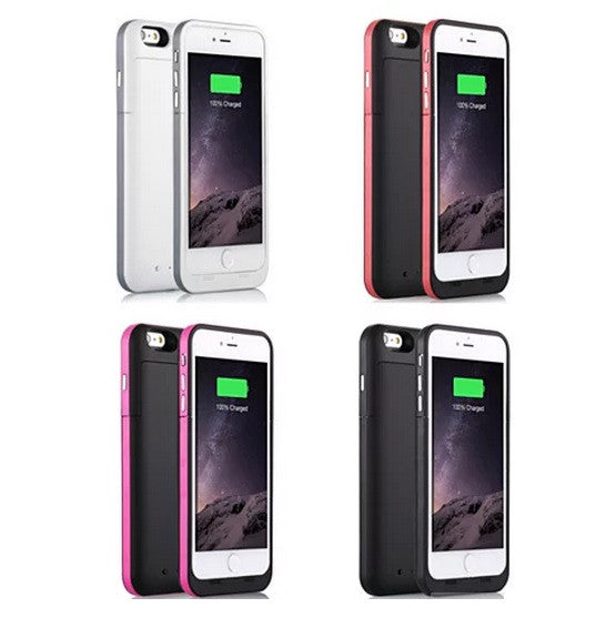 Case With Charger For Iphone 6 And 6 Plus 100 Recharge