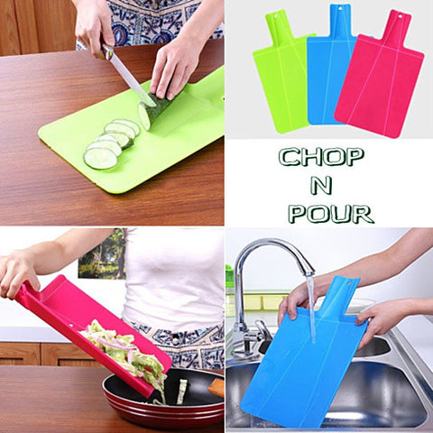 Chop And Pour Get Dinner Ready In No Time