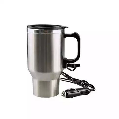 Coffee Hug Car Mug Stainless Steel Coffee Warmer - VistaShops - 1