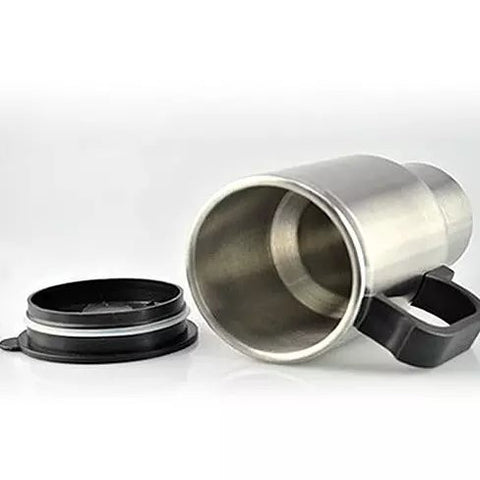 Coffee Hug Car Mug Stainless Steel Coffee Warmer - VistaShops - 2