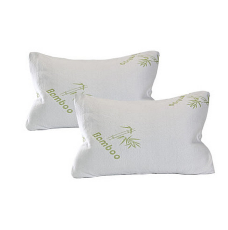 Comfort In A Bag - The Bamboo Pillows