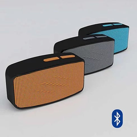 Easy Listener Bluetooth Speaker and MP3 player - VistaShops - 1