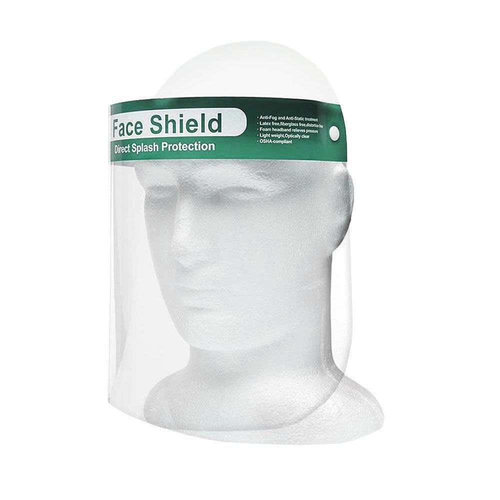 Face Shield  2 pack