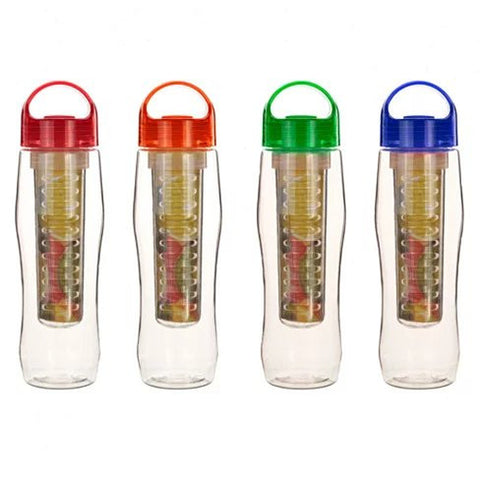 Fruitzola JAMMER Fruit Infuser Water Bottle In 4 Colors - VistaShops - 3