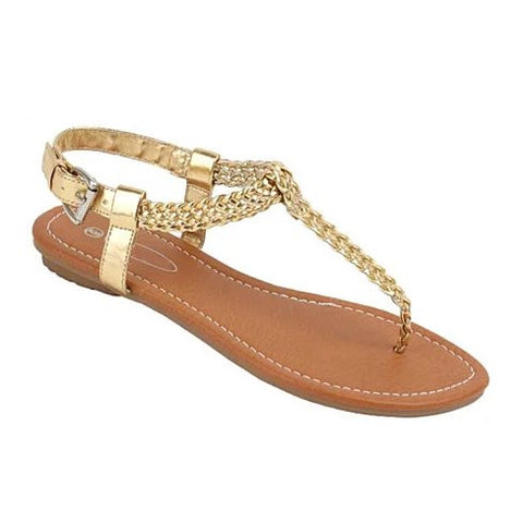 Greek Chic Knitted Sandals - VistaShops - 3